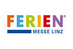 Ferien Messe Linz 2015. Логотип выставки