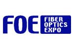 FOE - Fiber Optics Expo 2020. Логотип выставки