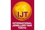 IJT - INTERNATIONAL JEWELLERY TOKYO 2020. Логотип выставки