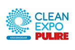 CleanExpo Krasnodar | PULIRE 2023. Логотип выставки