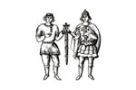 Клинок - традиции и современность 2021. Логотип выставки