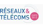 Reseaux & Telecoms Expo 2013. Логотип выставки