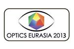 OPTICS EURASIA 2013. Логотип выставки