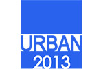 Городские технологии XXI век. Благоустройство городской среды 2013. Логотип выставки