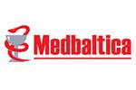 Medbaltica 2021. Логотип выставки