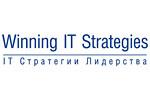 Winning IT Strategies / ИТ Стратегии Лидерства 2012. Логотип выставки