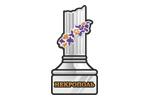 Некрополь 2020. Логотип выставки