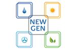NewGen – энергия будущего 2014. Логотип выставки