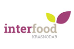 Interfood Krasnodar 2020. Логотип выставки