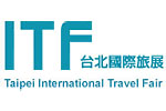 Taipei International Travel Fair / ITF 2019. Логотип выставки