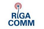 Riga Comm 2021. Логотип выставки