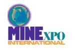MINExpo INTERNATIONAL 2021. Логотип выставки