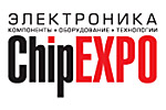 ChipEXPO 2021. Логотип выставки