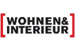 Wohnen & Interieur 2021. Логотип выставки