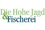 Die Hohe Jagd & Fischerei 2020. Логотип выставки