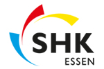 SHK - Sanitar Heizung Klima 2022. Логотип выставки