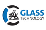 Zak Glass Technology 2021. Логотип выставки