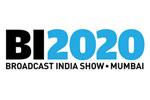 Broadcast India 2020. Логотип выставки
