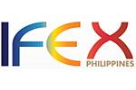INTERNATIONAL FOOD EXHIBITION (IFEX) PHILIPPINES 2019. Логотип выставки