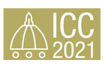 International Cartographic Conference 2021. Логотип выставки