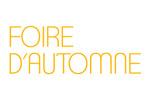 Foire d'Automne 2021. Логотип выставки