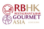 Restaurant & Bar Hong Kong X Gourmet Asia 2021. Логотип выставки