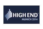 HIGH END 2019. Логотип выставки