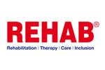 REHAB 2022. Логотип выставки