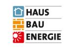 Haus Bau Energie 2019. Логотип выставки