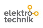 ELEKTROTECHNIK 2021. Логотип выставки