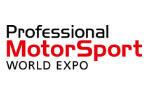 Professional MotorSport World Expo 2019. Логотип выставки