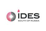 Развитие инфраструктуры юга России — IDES 2013. Логотип выставки