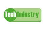 Tech Industry 2020. Логотип выставки