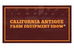 California Antique Farm Equipment Show 2022. Логотип выставки