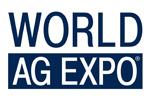 World Ag Expo 2022. Логотип выставки