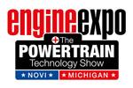 Engine Expo + The Powertrain Technology Show USA 2019. Логотип выставки
