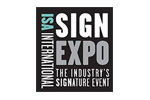 International Sign Expo 2021. Логотип выставки