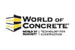 World of Concrete 2021. Логотип выставки