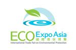 Eco Expo Asia 2021. Логотип выставки