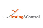 Testing & Control 2021. Логотип выставки