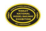 Warley Model Railway Exhibition 2019. Логотип выставки