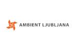 Ambient Ljubljana - Furniture Fair 2020. Логотип выставки