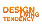 Design Living Tendency 2020. Логотип выставки