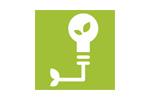 ЭНЕРГОЭФФЕКТИВНОСТЬ. ВОЗОБНОВЛЯЕМАЯ ЭНЕРГЕТИКА 2019. Логотип выставки