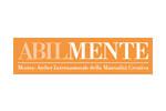 ABILMENTE VICENZA 2020. Логотип выставки