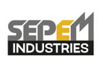 SEPEM Industries 2020. Логотип выставки