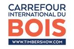 Carrefour International du Bois 2021. Логотип выставки