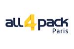 ALL4PACK 2022. Логотип выставки