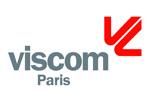 Viscom Paris 2017. Логотип выставки