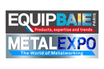 Equipbaie Metalexpo 2021. Логотип выставки